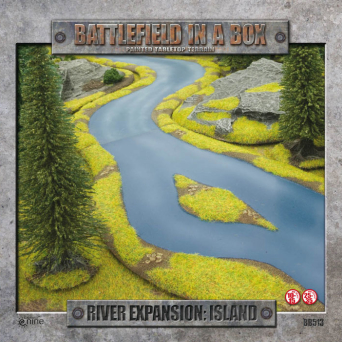 River Expansion: Island