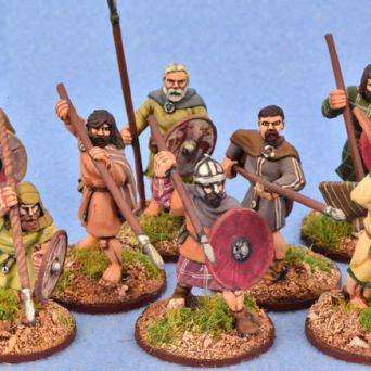 Scots Soer-Chele (Warriors)