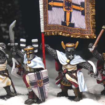 Teutonic Foot Knights (Command)
