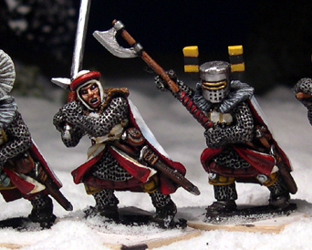 Teutonic Foot Knights (Great Weapons)