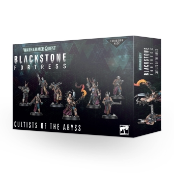 B/STONE FORTRESS: CULTISTS OF THE ABYSS