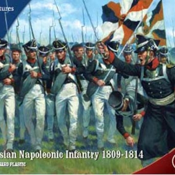 Napoleonic Russian Infantry 1809-14